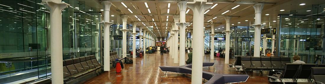 Atrium lighting   public lighting