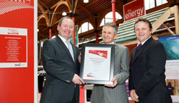 Patina® Lighting Awarded SEAI Product of The Year