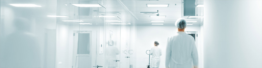cleanroom Lighting | Laboratory class lighting | LED