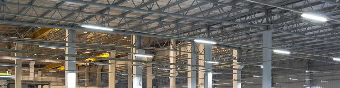 Industrial Lighting | warehouse lighting